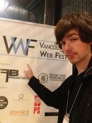 Vancouver Web Fest: Volunteer Journal, Day 1