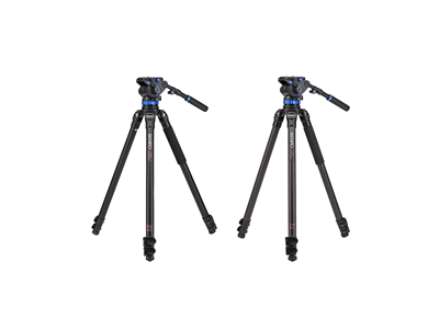 S7 Video Head and Tripod Kits
