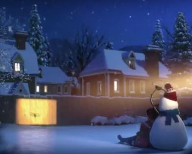 Lily and the Snowman plus The Making of Lily and the Snowman (Review)