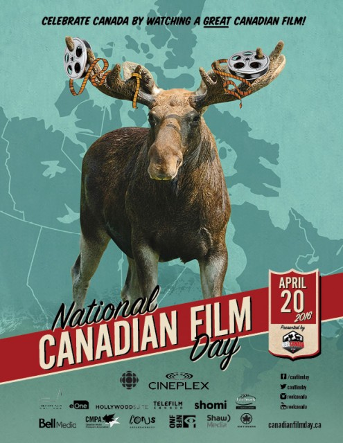 Celebrating National Canadian Film Day (With Video)
