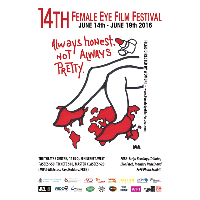 Exclusive – The 14th Annual Female Eye Film Festival Part I