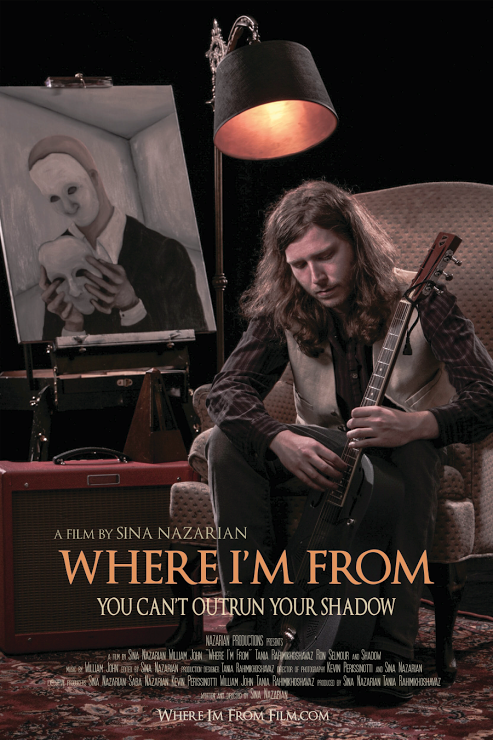 Musician Sina Nazarian Turns to Filmmaking