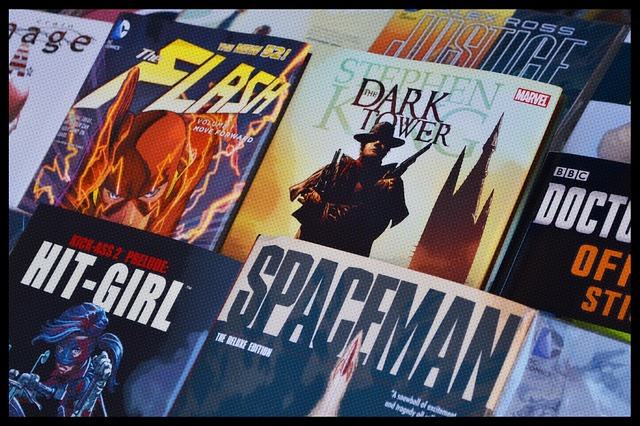 7 Comic Books That Turned into Great Movies