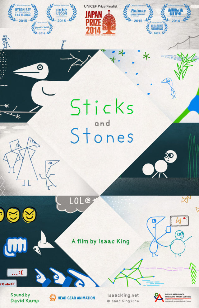 Sticks and Stones (Review)