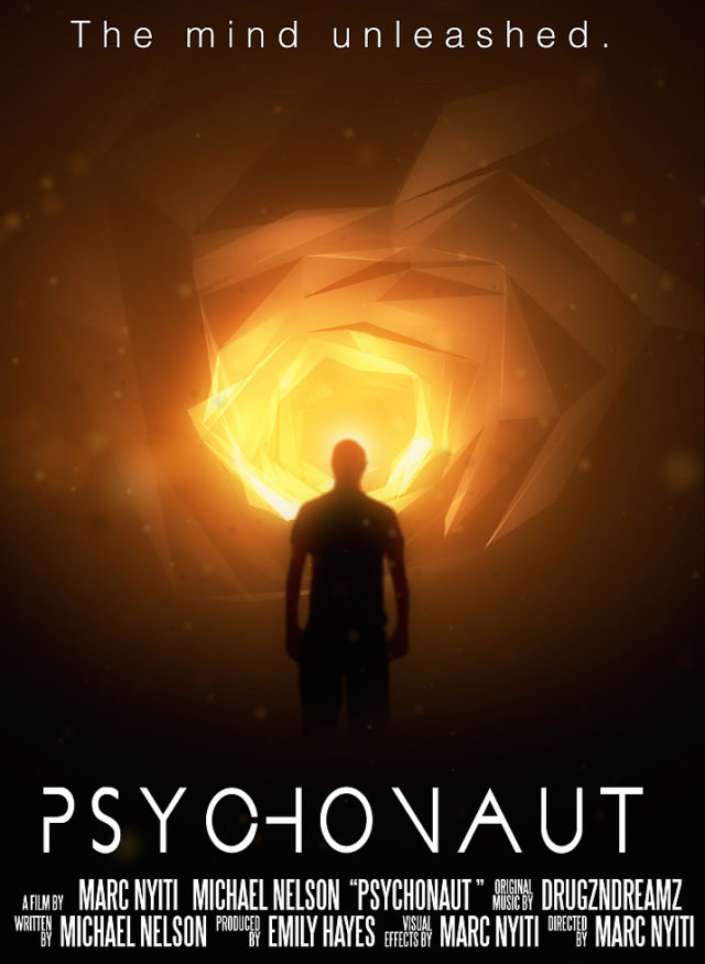 Exclusive – Psychonaut The Movie, The Journey