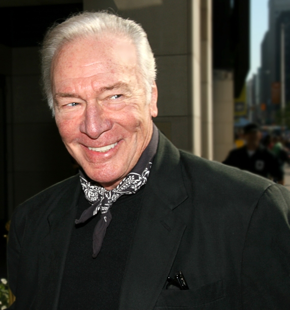 Canadian Screen Legend Christopher Plummer Passes Away at 91