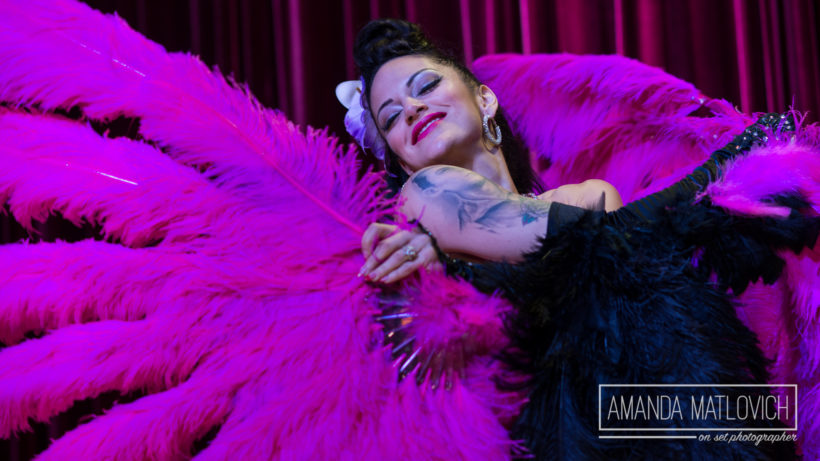 Exclusive Becoming Burlesque Hollywood North Magazine