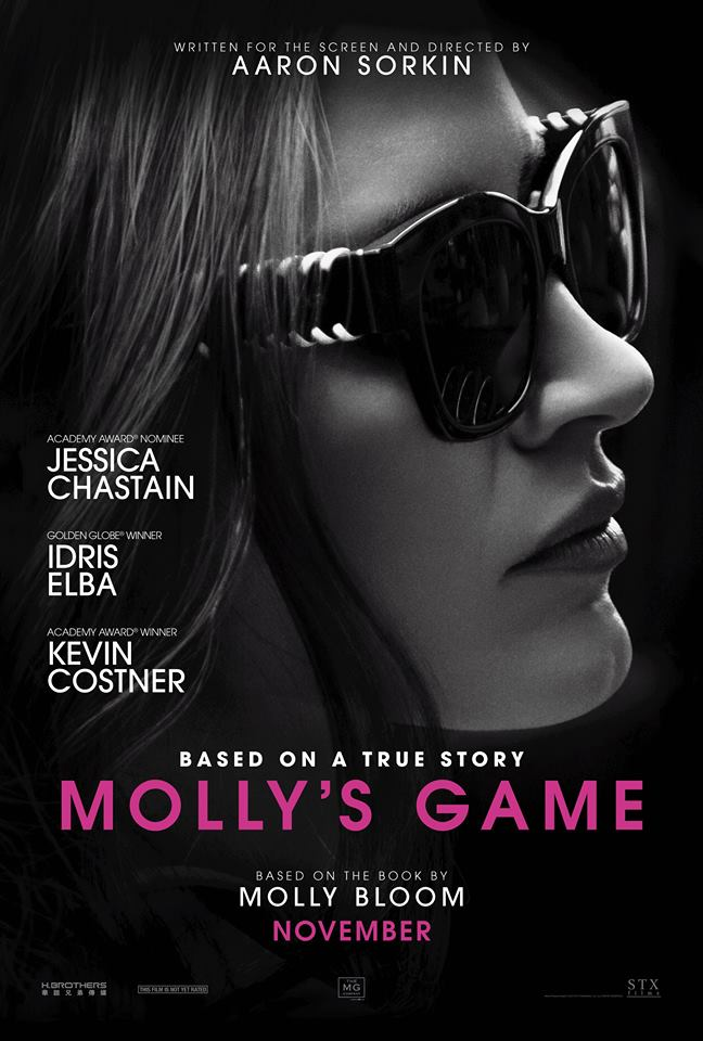 Can Molly's Game Become the Biggest Poker Movie Ever?