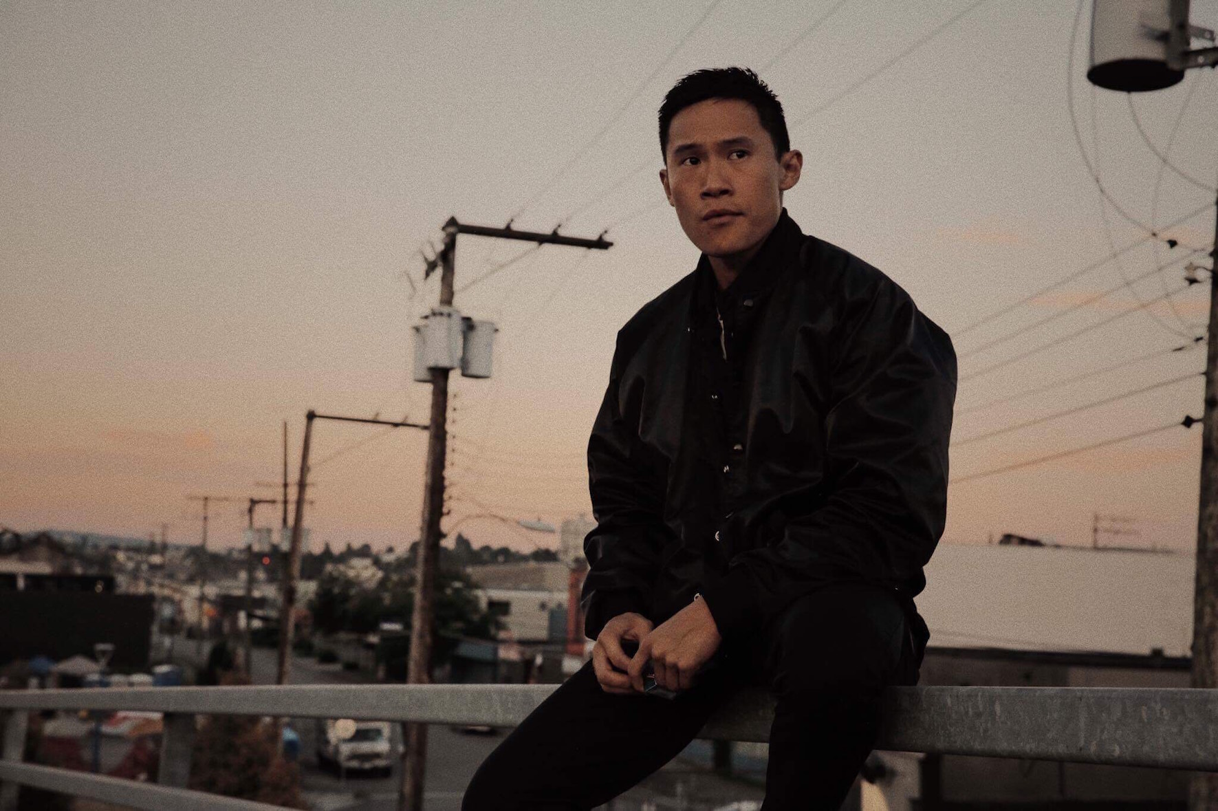 Exclusive – Vancouver's Own Rising Star – Curtis Lum