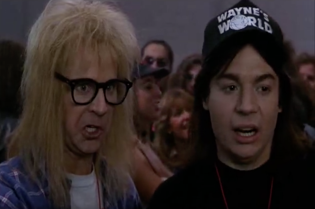 Wayne's World (Review)