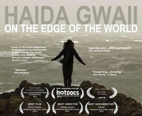 Exclusive – Charles Wilkinson Presents Haida Gwaii – On The Edge Of The World