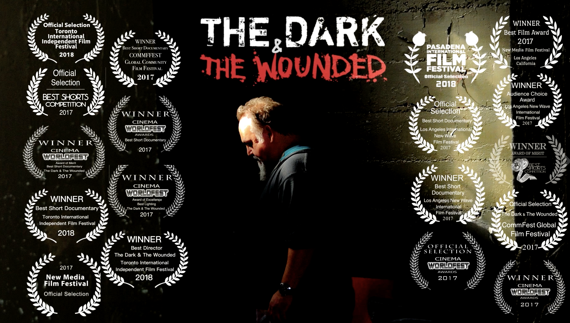 The Dark and The Wounded – Review