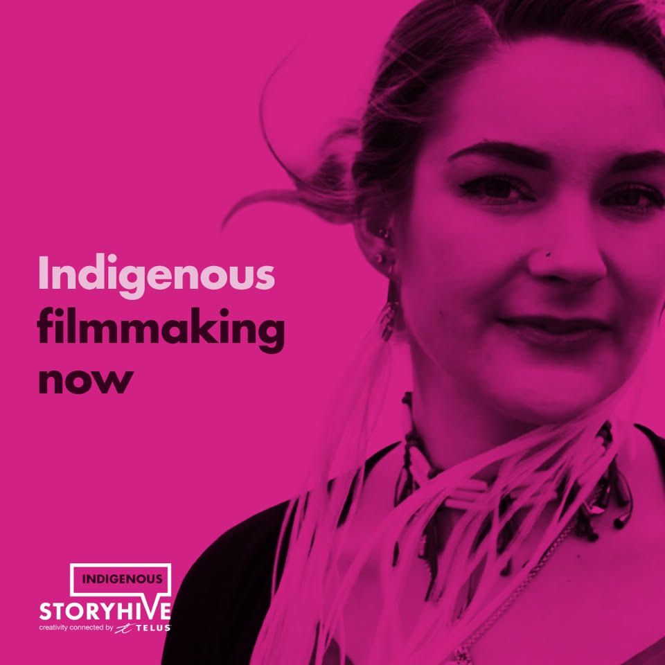 Exclusive – Tracey Kim Bonneau on Storyhive's Indigenous Edition
