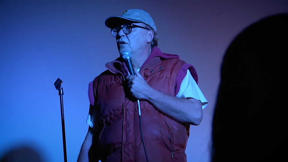 Talent On Tap – Richard Glen Lett – Finding Laughter in Tough Times