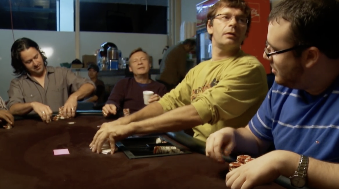 'Grinders' documentary examines underground poker scene in Toronto