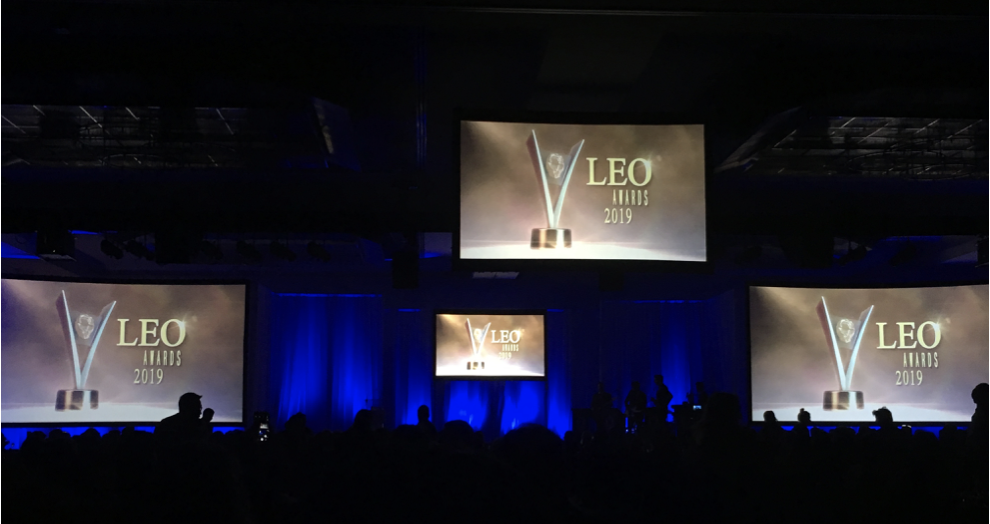 BC Talent Take the Spotlight at 2019 LEO Awards