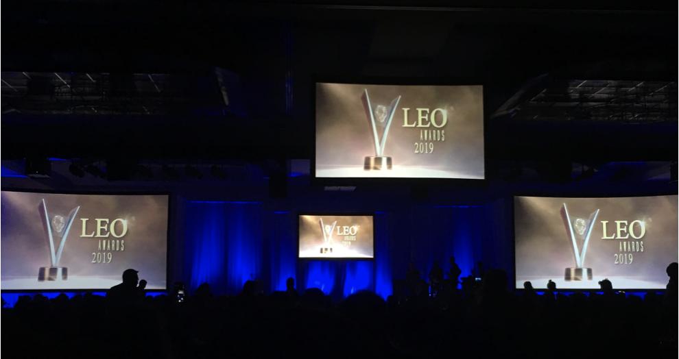 BC Talent Take the Spotlight at 2019 LEO Awards