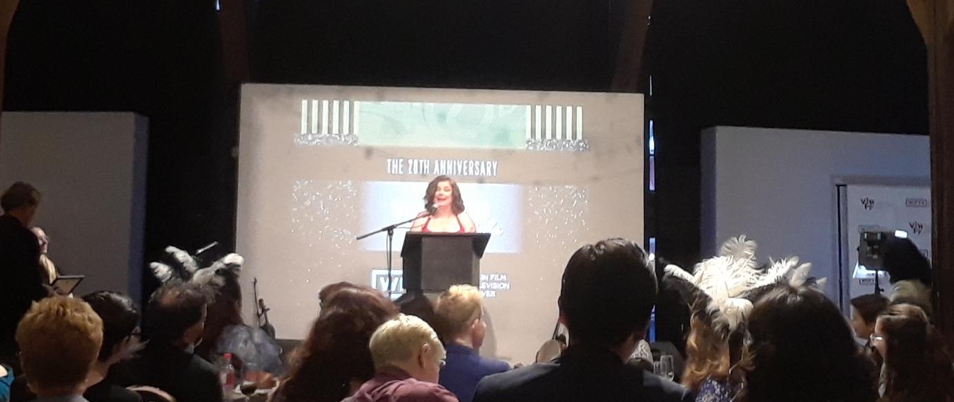 WIF Anniversary Spotlight Awards Gala – Wondrous Women get Amazing Awards