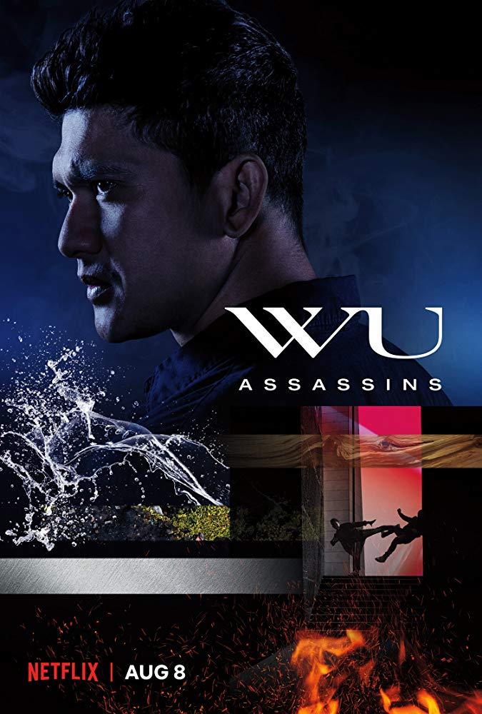 Talent On Tap – Raresh DiMofte Woo's Netflix's Wu Assassins
