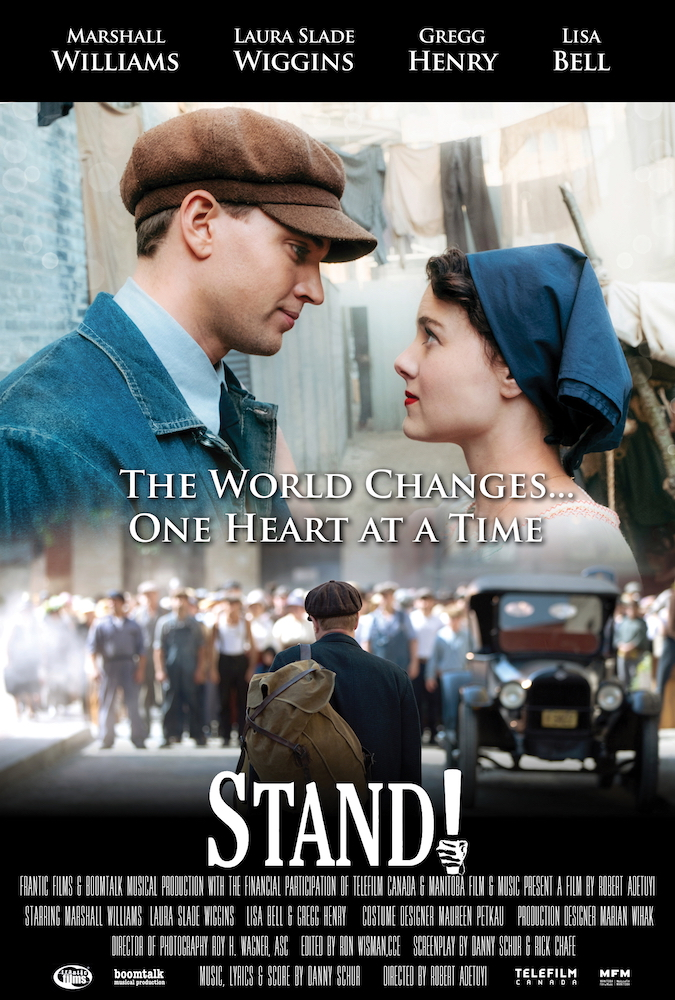 STAND! – A movie that is rising both Figuratively and Musically