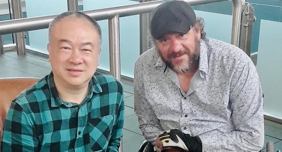 Elite Conversations – Clifton Ko – Legendary Hong Kong Writer, Director, Producer