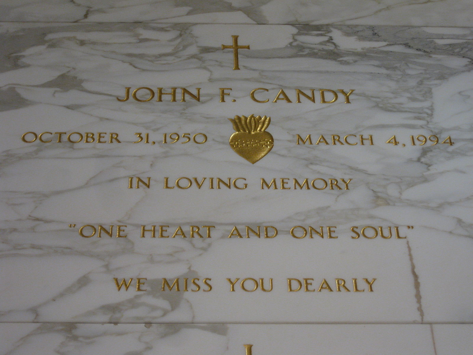 Remembering John Candy