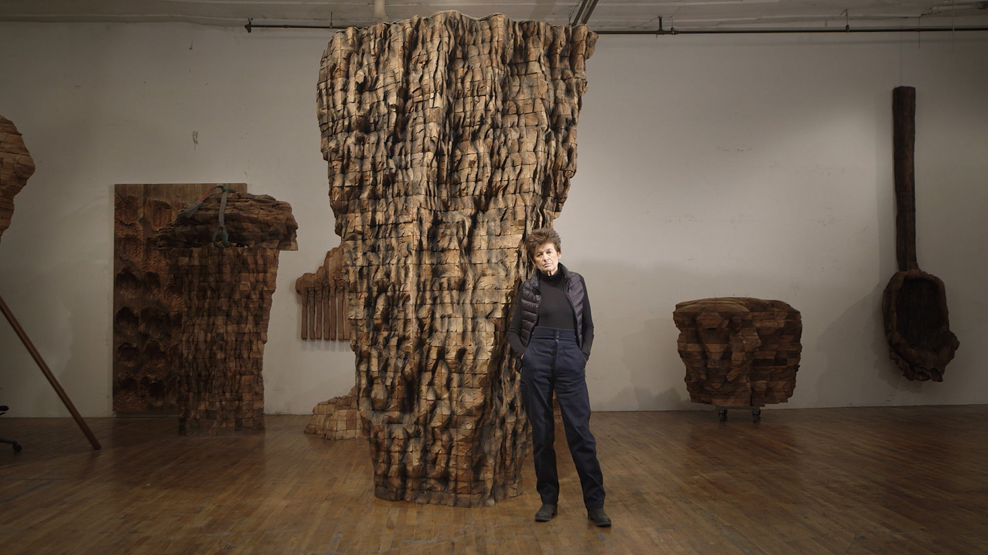 VIFF Presents – Daniel Traub's Ursula Von Rydingsvard: Into Her Own