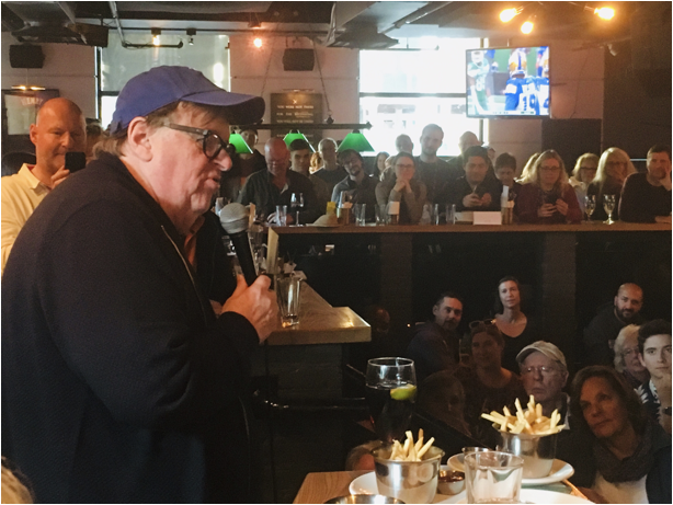 VIFF: Drinking With Michael Moore