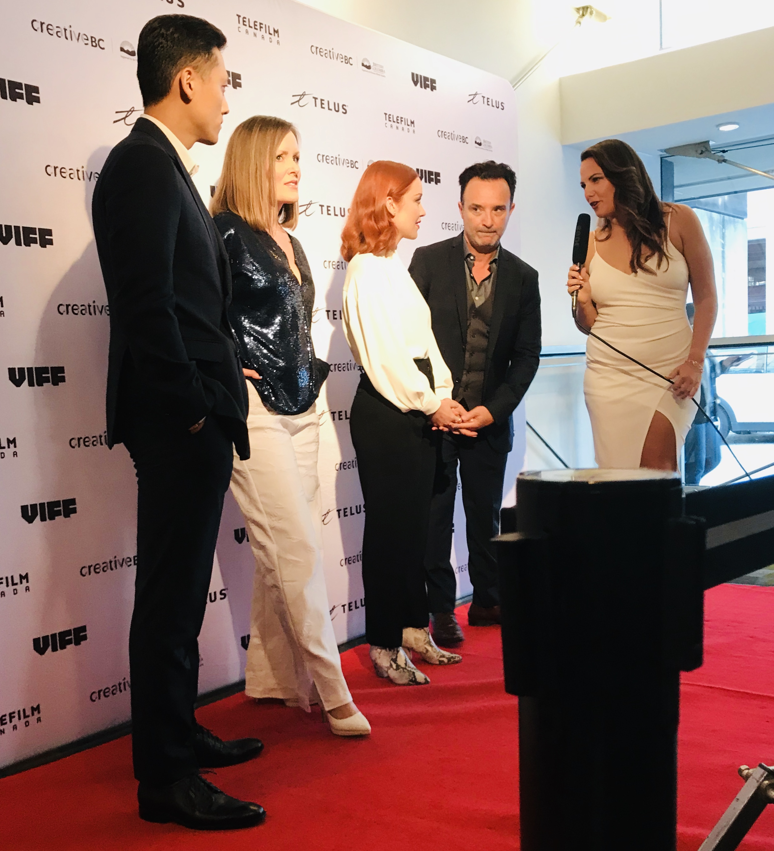 VIFF's Red Carpet Attracts the Best