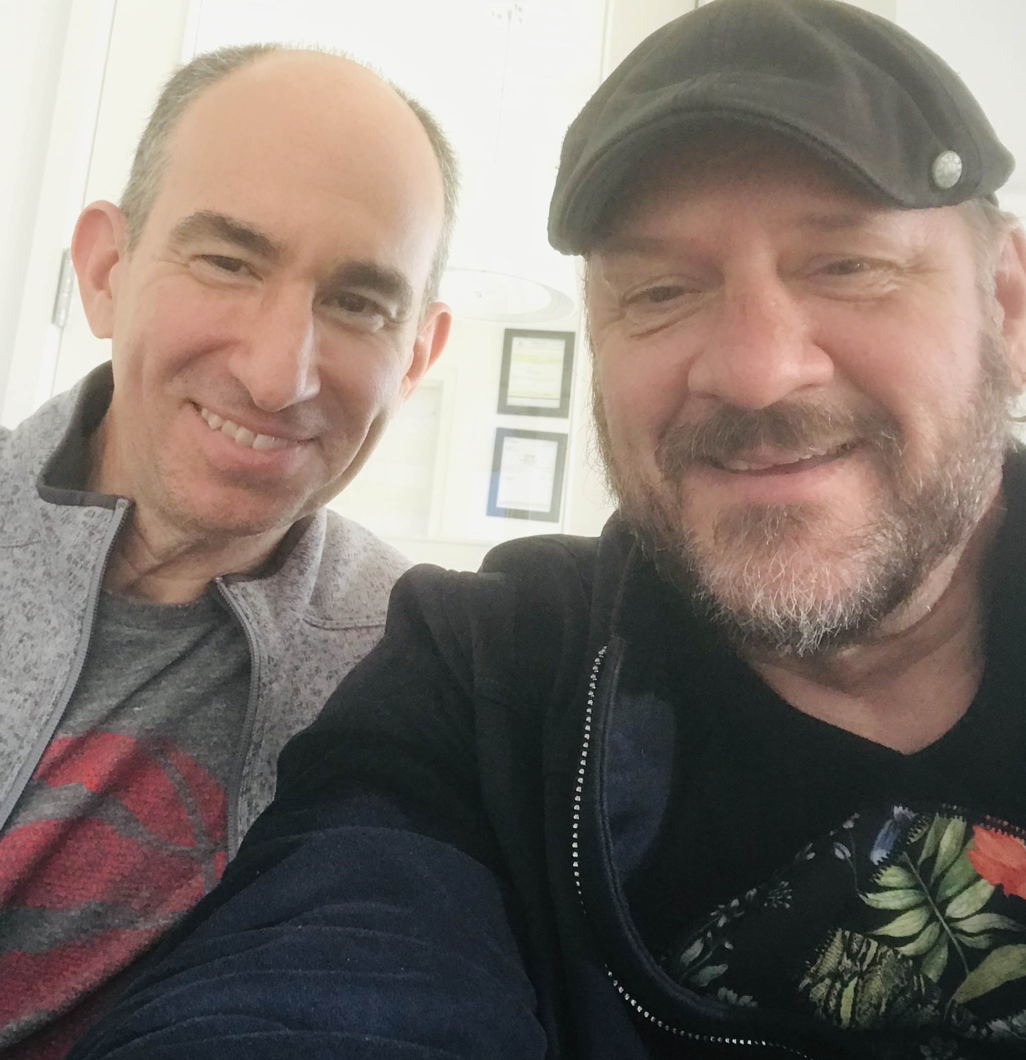 Talent On Tap – Showrunner Rob Cooper Enters the Writers Room