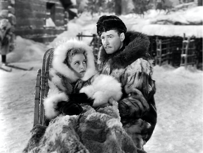 HOLLYWOOD'S CANADA: Northern Pursuit