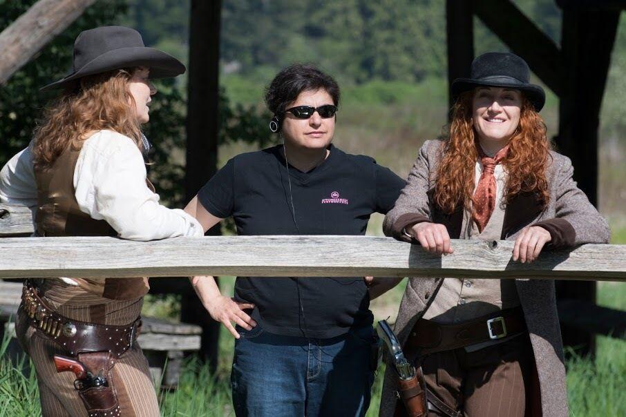 VSFF Interview – Michelle Muldoon Works Wonders on a Western