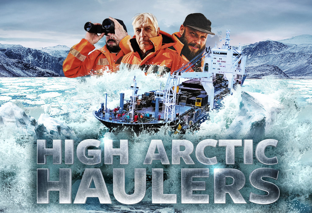 Talent On Tap – Mark Miller and Kelvin Redvers Launch High Arctic Haulers