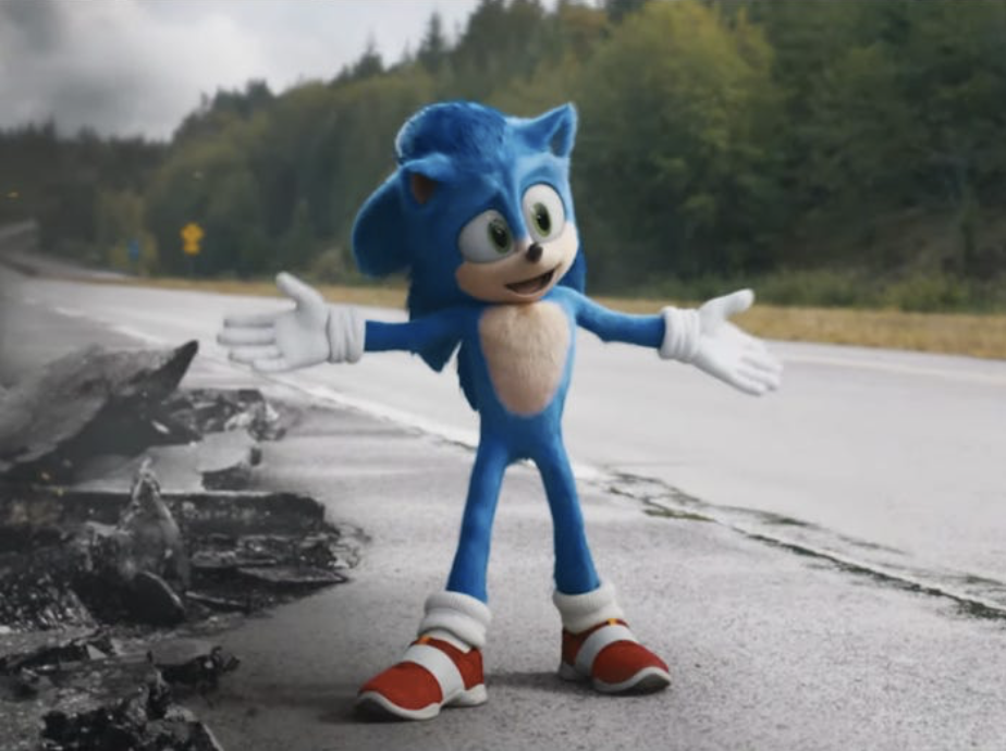 SONIC THE HEDGEHOG Speeds Past Expectations