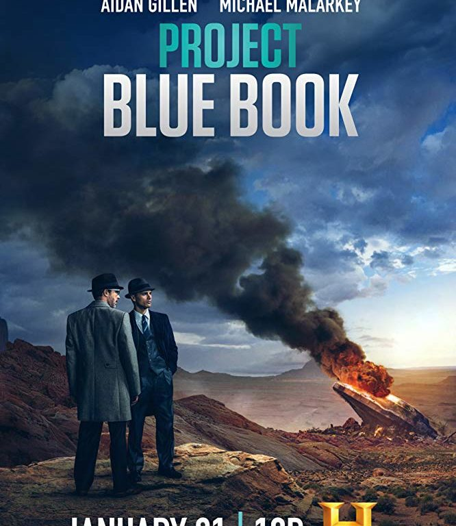 Talent On Tap – Wesley MacInnes Lifts the Secrecy on Project Blue Book
