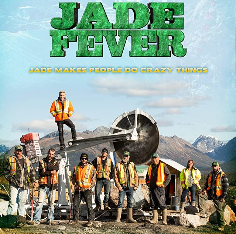 Talent On Tap – Stuck in the Cassiar Mountains With Jade Fever