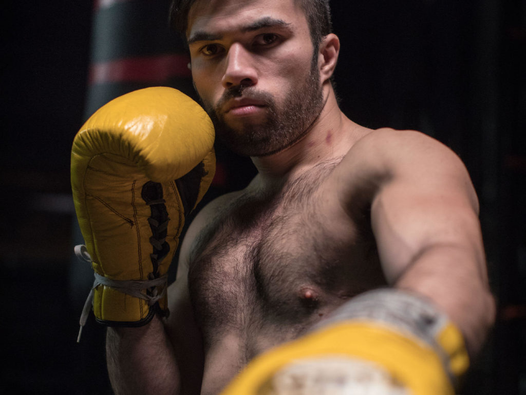 Talent On Tap – Leo Sammarelli – The Heart of a Boxer Never Quits