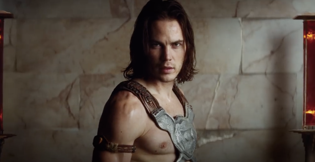 Taylor Kitsch and His Failed to Ascension to Superstardom with John Carter. What Happened?