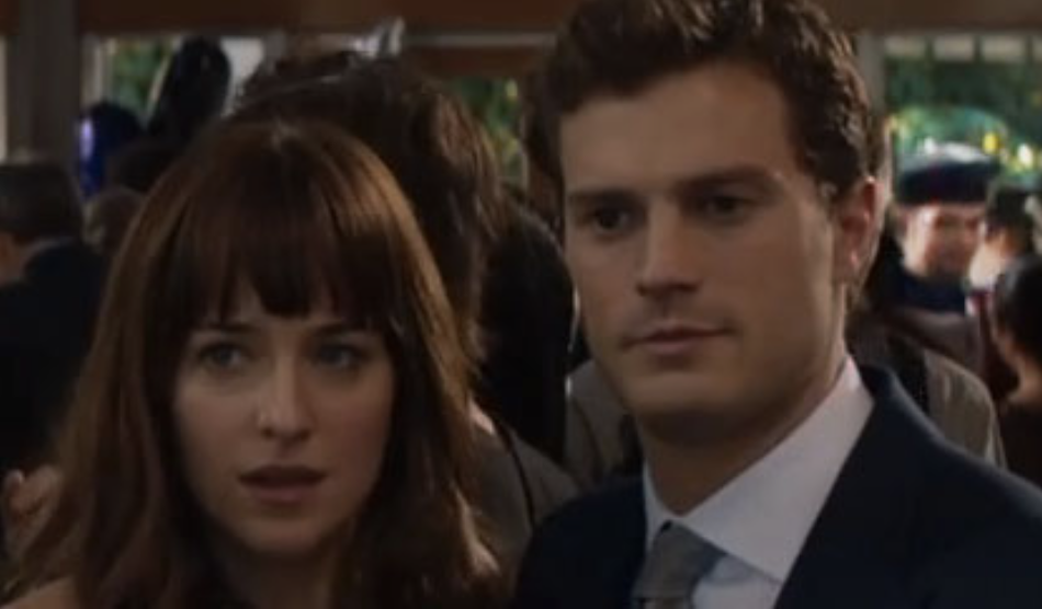 Tales From the Background: FIFTY SHADES OF GREY
