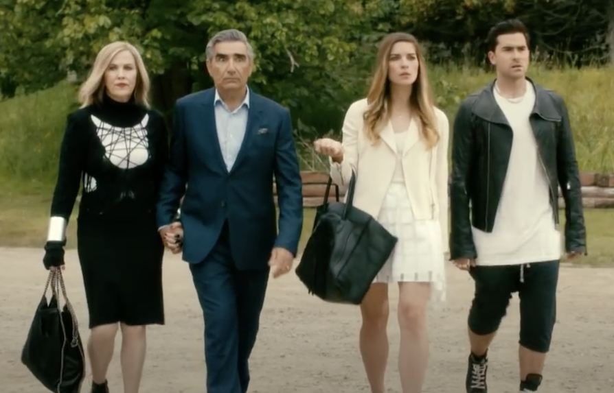 Schitt's Creek Swears Like No Other TV Show I Have Ever Seen