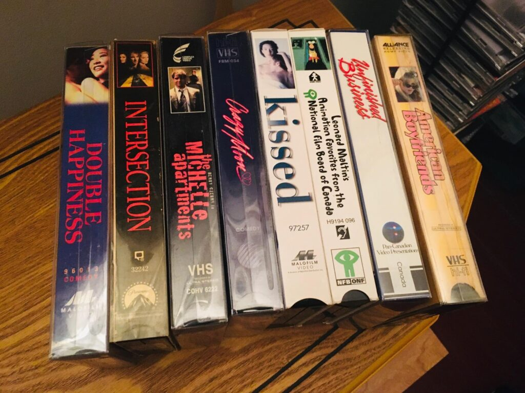 CANCON, Bargain Bins and Videotape
