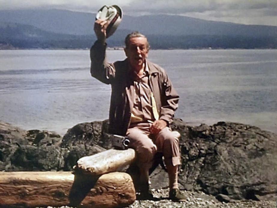 WALT DISNEY'S Last Vacation: Vancouver Island