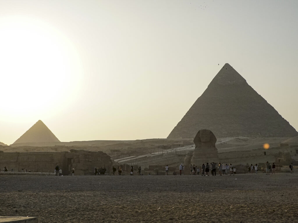 Susan Teskey explores Egypt – Interview