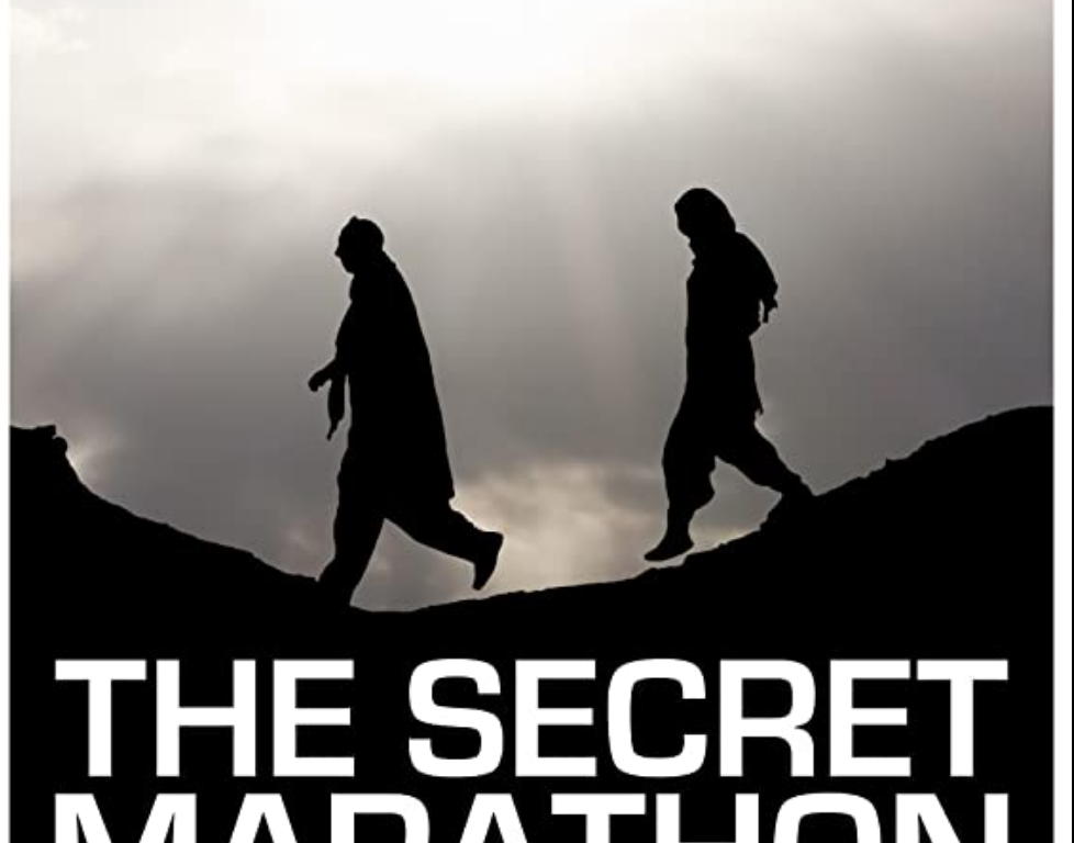 Talent On Tap – Kate and Martin Attend and Document The Secret Marathon