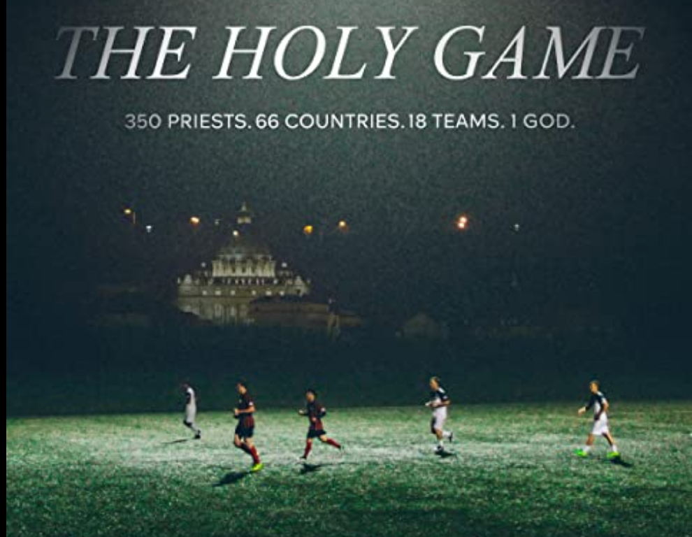 Talent on Tap – Brent Hodge and Chris Kelly Capture The Holy Game