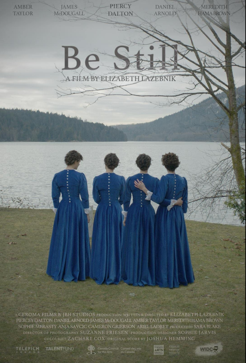 Talent on Tap – VIFF Welcomes – Be Still, A Personal Tale of Surrealist Photographer – Hannah Maynard